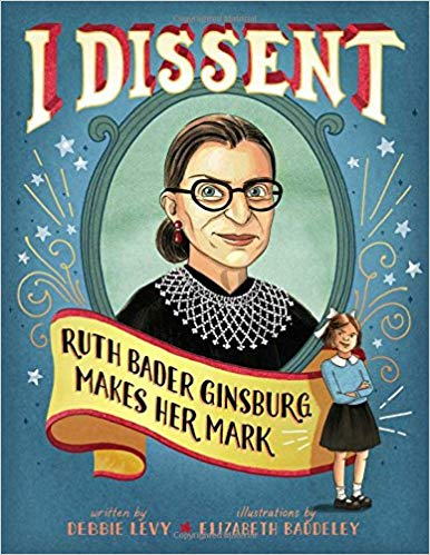 Happy Birthday to the Supreme Ruth Bader Ginsburg.