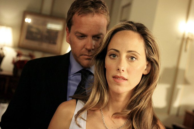 Happy Birthday to the lovely & talented and star of Ms. Kim Raver (Audrey Raines).