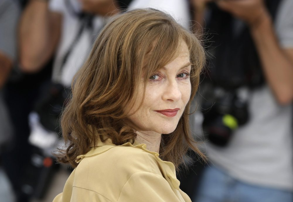 Happy birthday to, Isabelle Huppert!