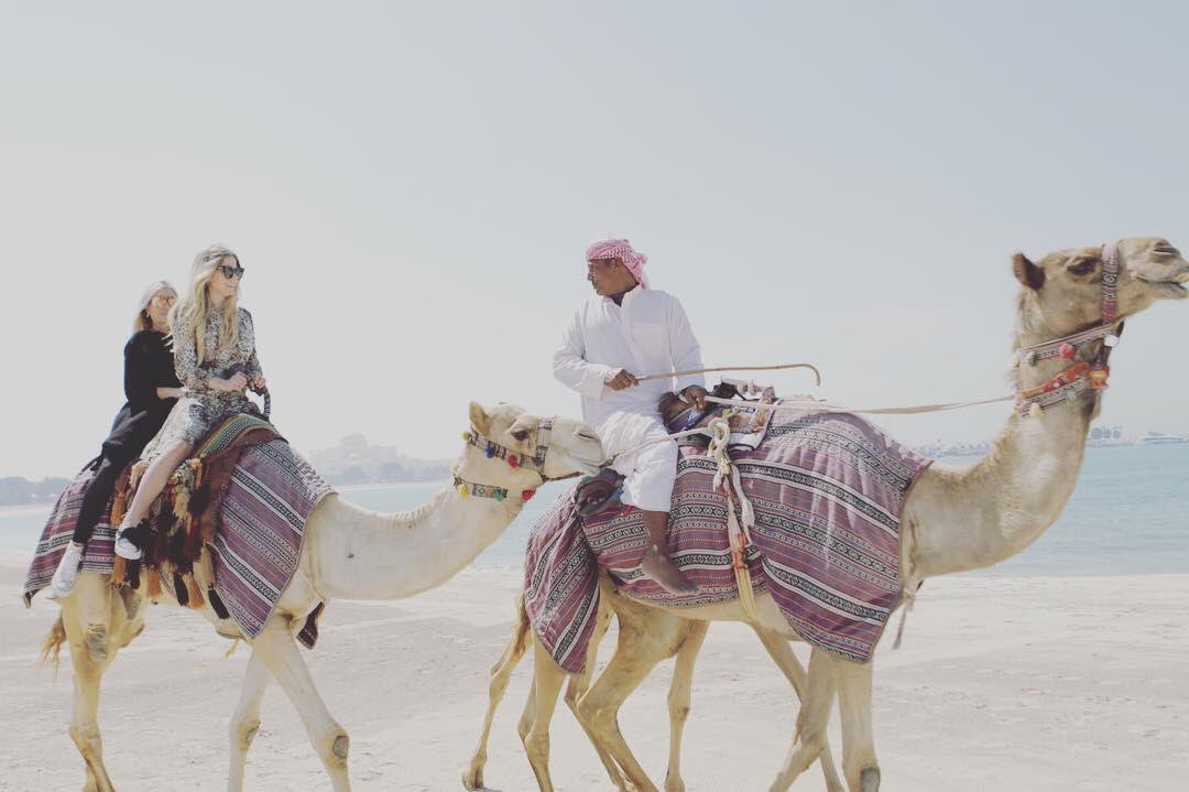 Abu Dhabi camel ride on the beach ???????????? https://t.co/YvKGpzkwDQ