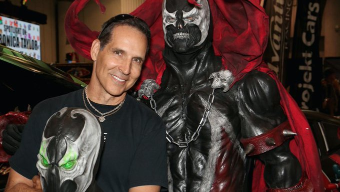 Happy 58th birthday to SPAWN creator and comic artist extraordinaire Todd McFarlane (