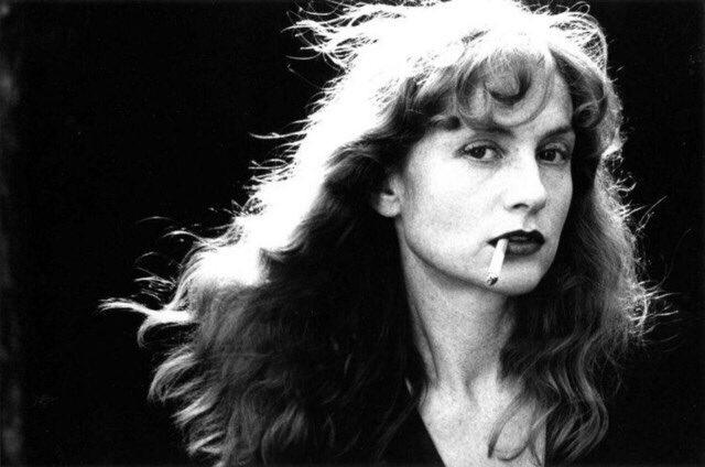Happy birthday, Isabelle Huppert.