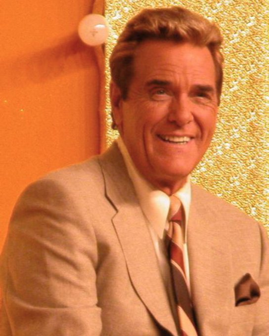 Happy 78th birthday to television icon, Chuck Woolery!