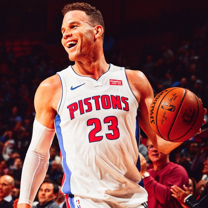 Join us in wishing Blake Griffin a Happy 30th Birthday!