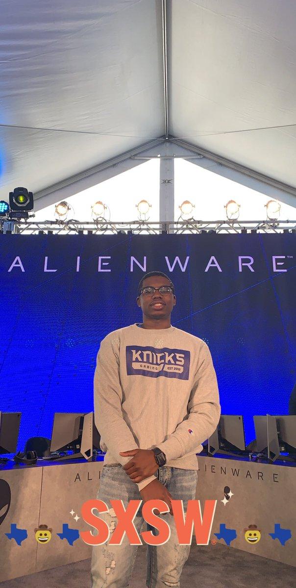 RT @Goofy757__: @KnicksGaming you ready? Because I am ????. #SXSW #Alienwareoutpost https://t.co/IbeILU6J6j