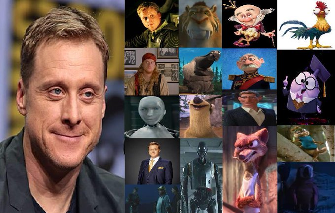 Happy 48th Birthday to Alan Tudyk!