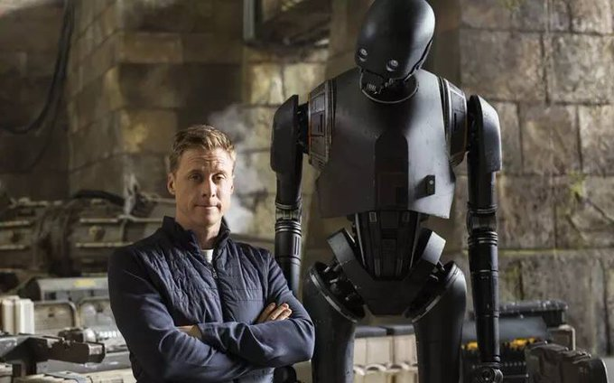 Wishing a very happy birthday to Alan Tudyk   Cassian said I had to