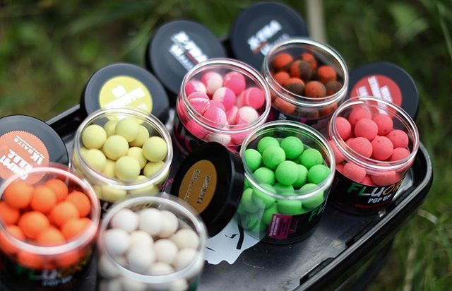 There's never enough of pop ups 🙂👍 #lkbaits #carpfishing #fishing #angling #<b>Karpfenange