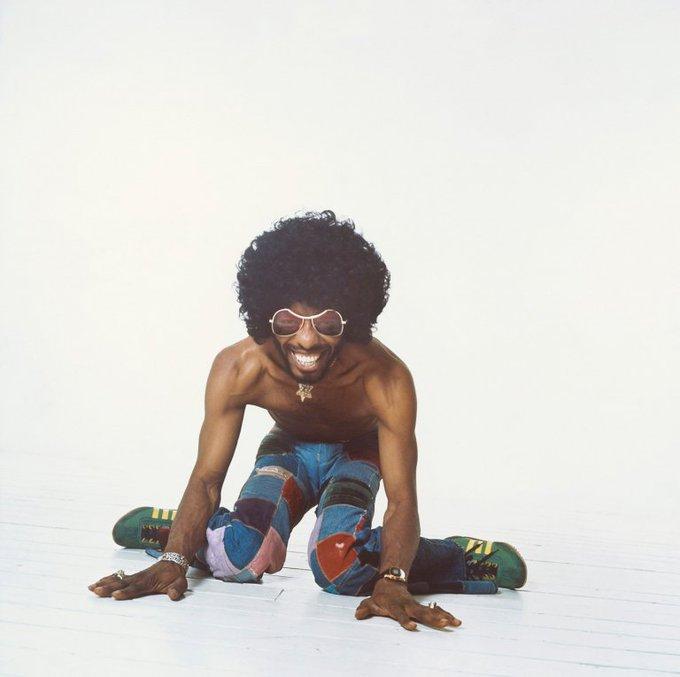 Happy birthday to the amazing Sly Stone.