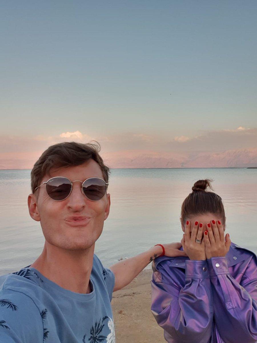 Мертвое море. Живые люди. Смеёмся. https://t.co/VUcuZZ0mHm