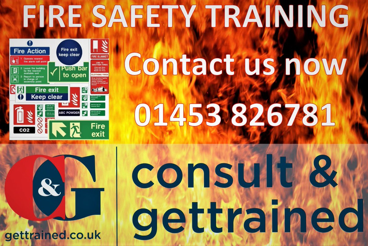 "test Twitter Media - Great feedback from Shane @ABB_UK on our 'Fire Safety in the Workplace' course who said ""The instructors passion for fire safety was apparent which helps the delivery of the training material - he was also very knowledgeable""#HealthandSafety #Fire #firesafety #Training https://t.co/BozGRtMnCy"