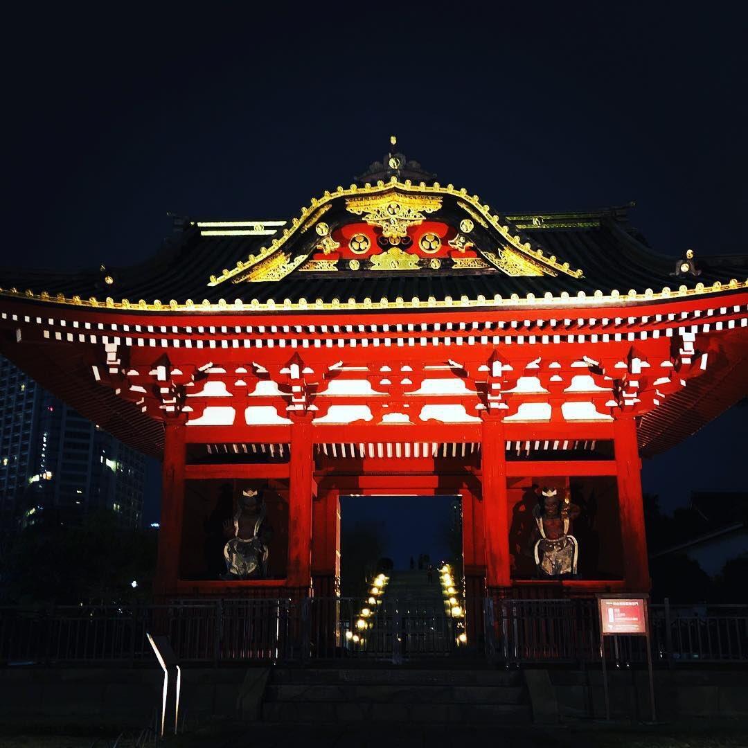 Zojoji Temple ???????? https://t.co/K8ksOe6ik0