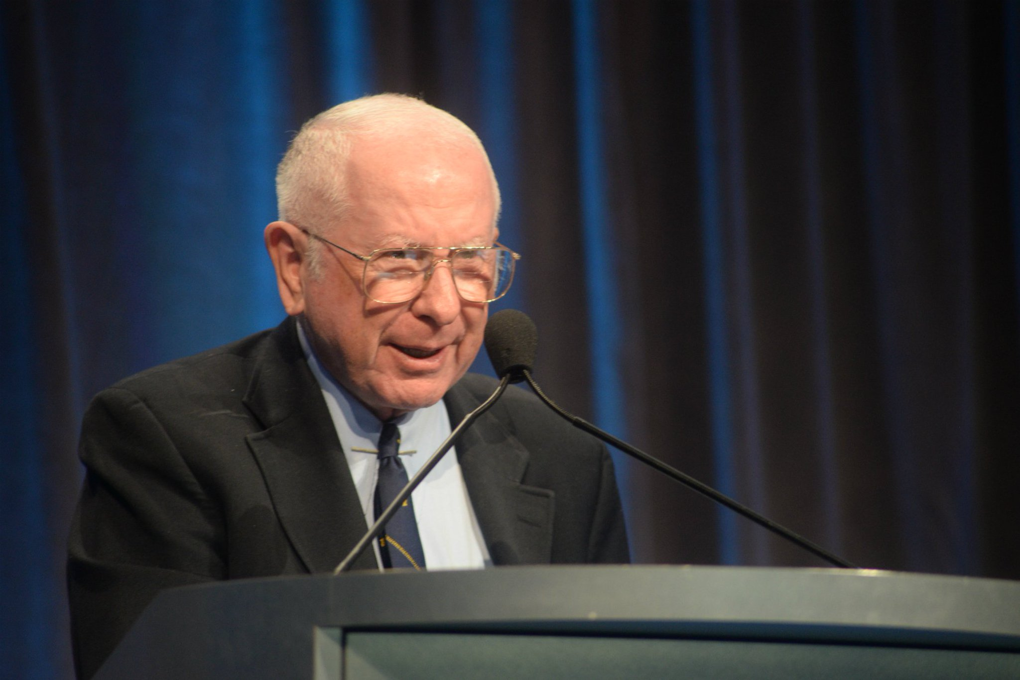 John L. Cameron,  MD from @HopkinsMedicine is the 2019 SSO Charles M. Balch, MD Distinguished Service Award. #SSO2019 https://t.co/K58luKffvC