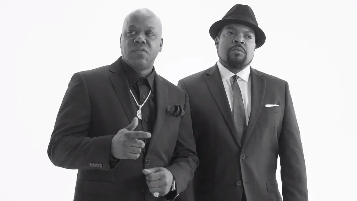 The making of #AintGotNoHaters with the homie @TooShort. Watch the full video: https://t.co/3YrnLQpUhq https://t.co/NyghI0TxWK