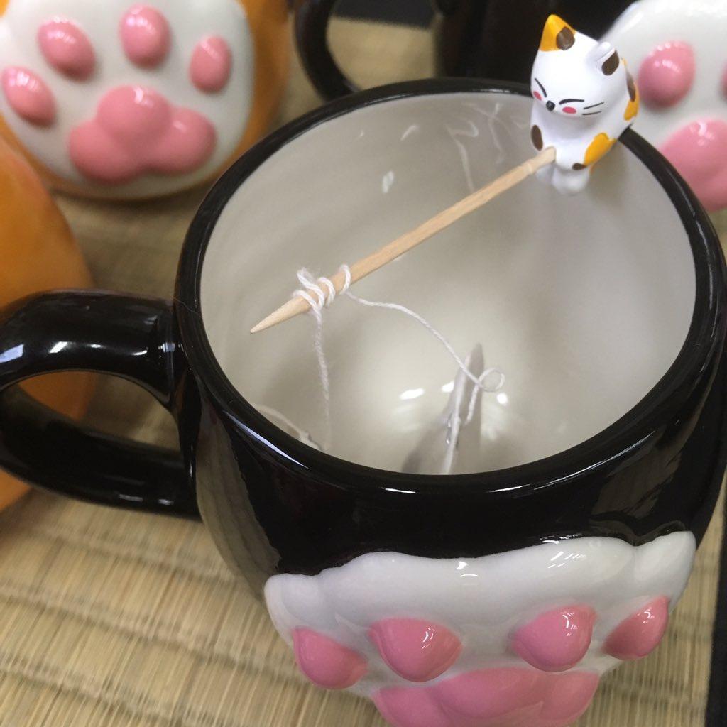 猫 釣り ティーパック