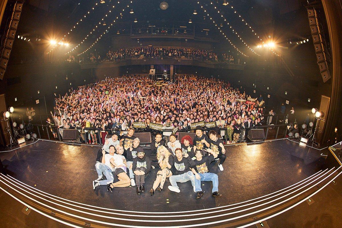 ちゃんみな ライブ 大阪