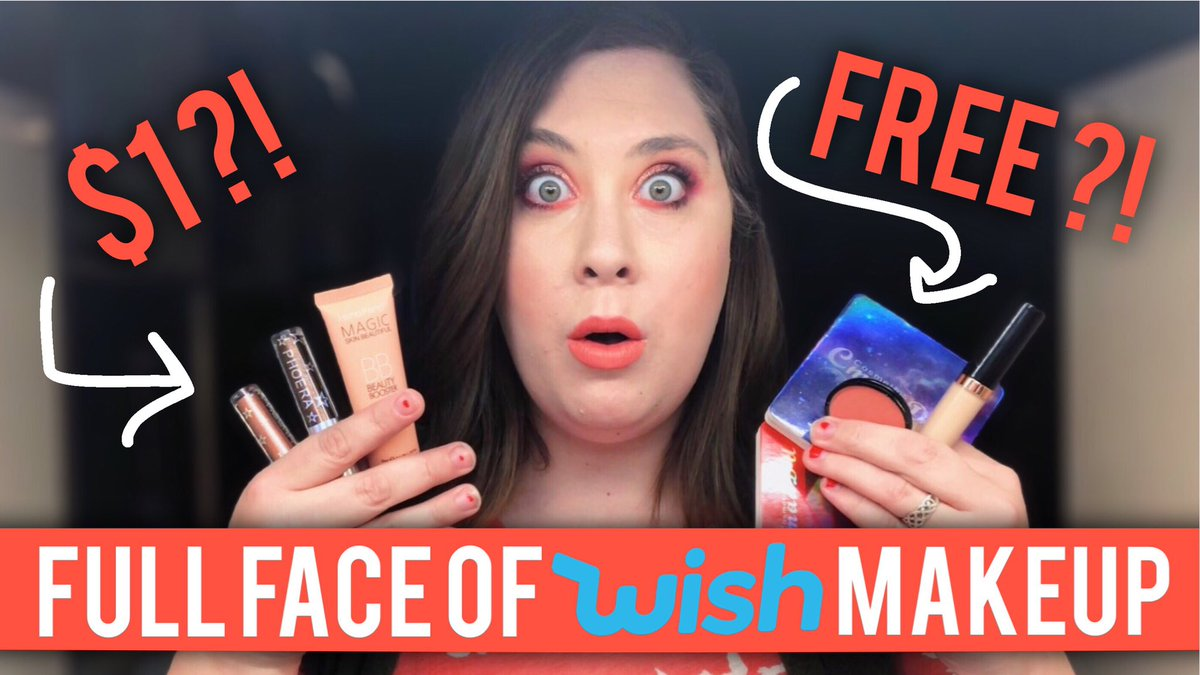 test Twitter Media - $1 Makeup from @WishShopping?! See if it's worth it—https://t.co/pHAvxKmVed 🥳💋💄😆  #Wish #FullFaceOfWishMakeup #WishMakeup #freewishmakeup https://t.co/mWR62hQP0X