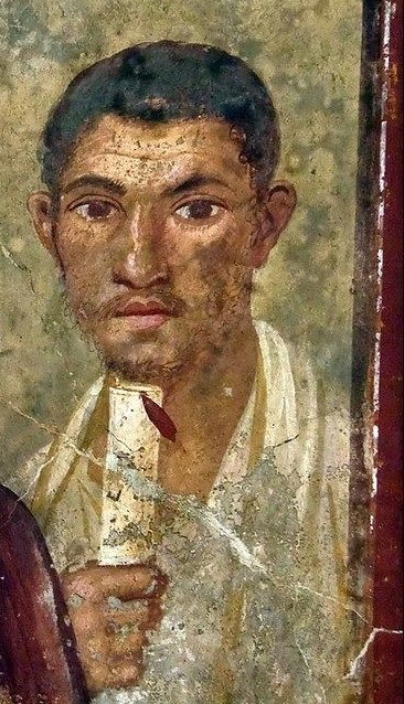 test Twitter Media - Today we celebrate the #fathers all over the world! Happy Father's Day. Photo: so-called portrait of Paquius Proculo found in #Pompeii and currently preserved at the Naples National Archaeological Museum. #HappyFathersDay https://t.co/b9AlS5RWBX