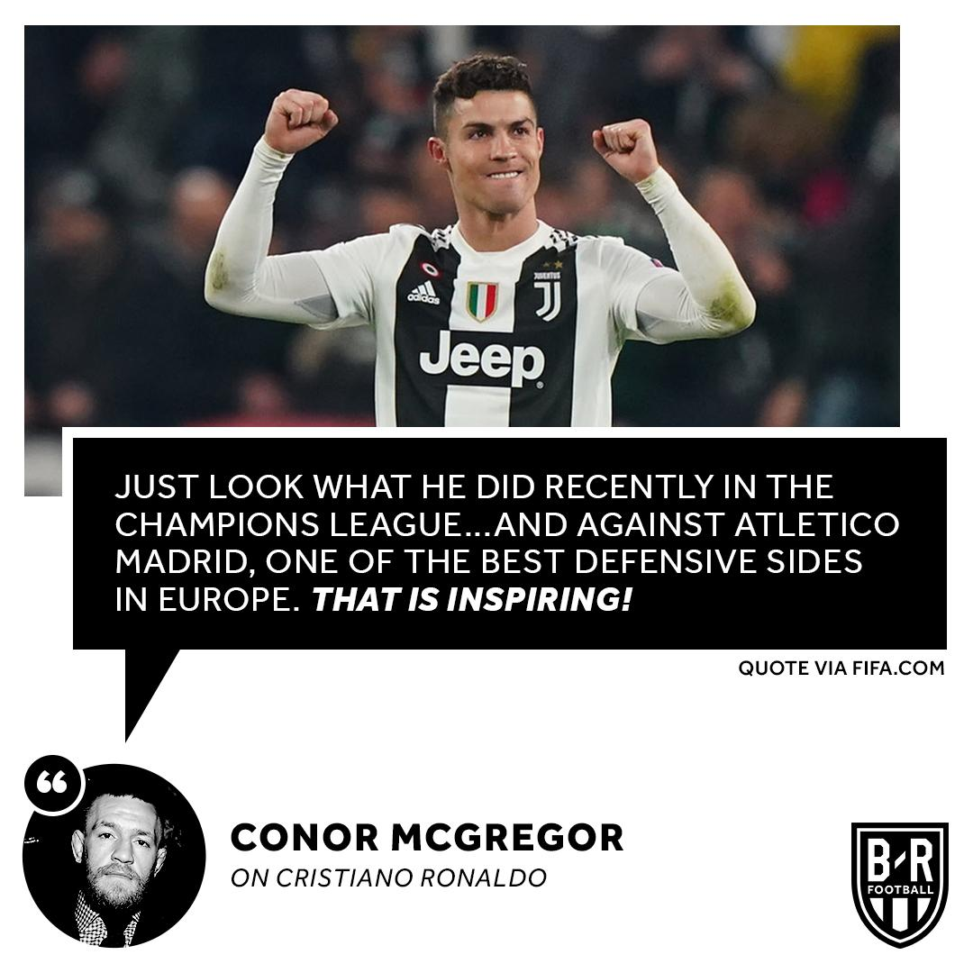 RT @brfootball: Conor McGregor has his say ???? https://t.co/H7dLlvjZlx
