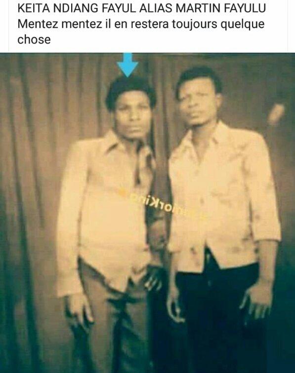 RT @ntukabisa: Lamukistes, quelles sont les nouvelles de votre Président KEITA NDIANG FAYIL alias Mafa? https://t.co/cwcPAbTsaz