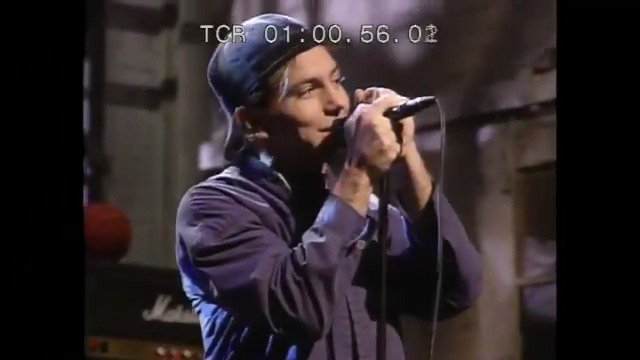 The not funny/no talent @NBCSNL performance from '92. (This is a rerun.) https://t.co/gxct4JiEC1