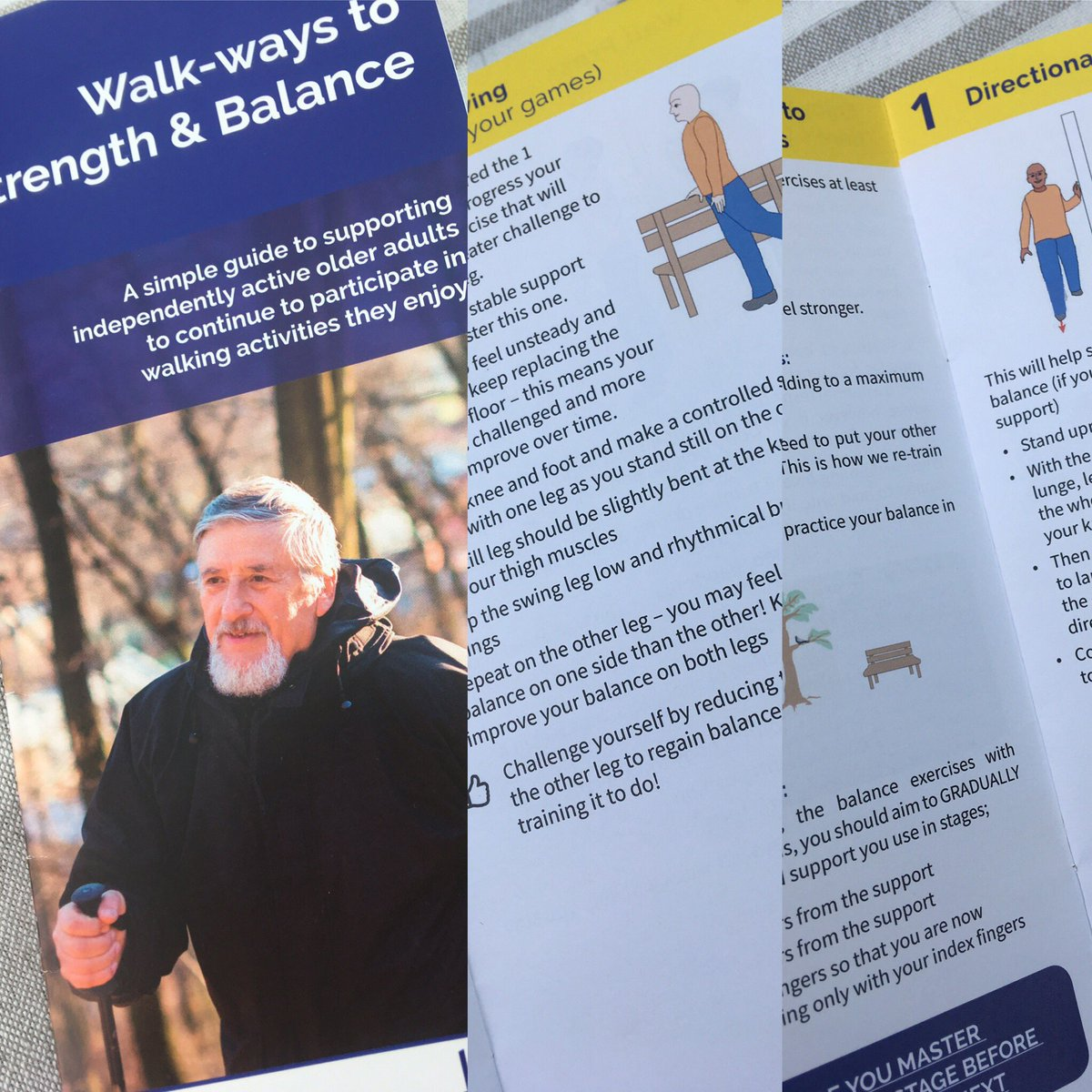 test Twitter Media - Sneak preview of walk-ways to #strength and #balance workshop next week in Chichester with #walk leaders and #walking sports leaders - embedding strength and balance 'messages' into walking activities and promoting S&B throughout the week https://t.co/f5GvgYnl8S