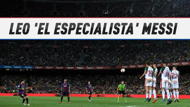 RT @diariosporTV: #FCB 🔵🔴  👑 Messi, el Rey de las faltas en Europa https://t.co/dn1nfxbb8u https://t.co/xc8KtaoD4m