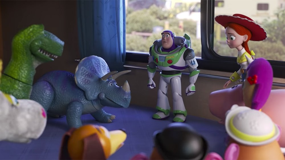 ToyStory4: Woody and Buzz Lightyear hit the road in new trailer