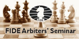 test Twitter Media - FIDE announces two upcoming Arbiters' Seminars: 21-25 April in Sochi, #Russia and 08-09 April in Ulaanbaatar, #Mongolia. Seminars will give norms and titles of #FIDE #Arbiter.  Details: Mongolia https://t.co/rEHDODePjJ Russia https://t.co/ppe4l4yysG https://t.co/J6h9Ekg5FJ