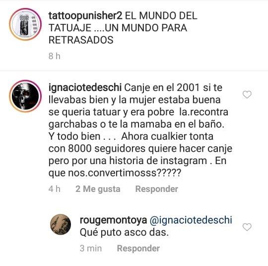 RT @JuliGaston: Machito y acosador. No vayan a Santa María tattoo https://t.co/htte6pfSSL