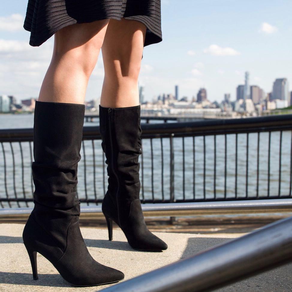 RT @FergieFootwear: Minimal chic ◼⬛ NORI #boots @dsw_us   https://t.co/Z4wfV9TSj7 https://t.co/3hBe65FARj
