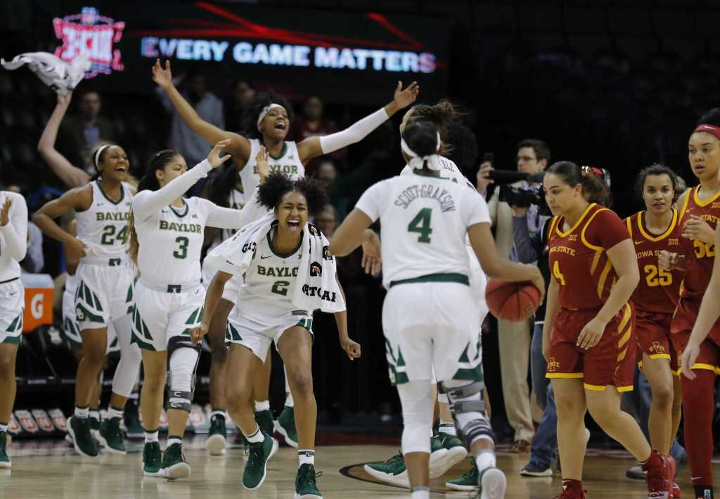 Spoilers! Baylor tops women's NCAA field as bracket leaks https://t.co/zjnDeasSwA https://t.co/s4FThKhrLw
