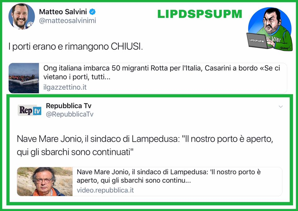 #PortiAperti