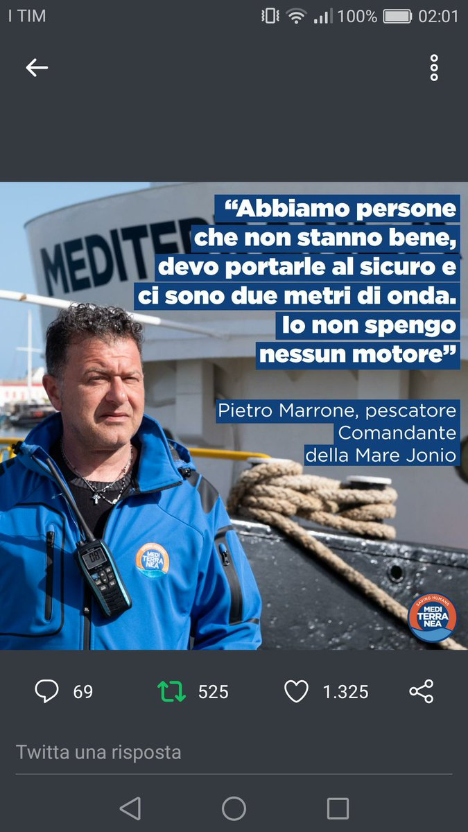 #MareJonio