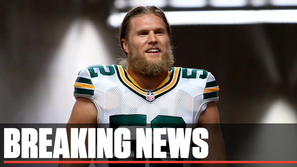 RT @SportsCenter: Breaking: Clay Matthews has signed a 2-year deal with the Los Angeles Rams. https://t.co/NbJlbZJxdn