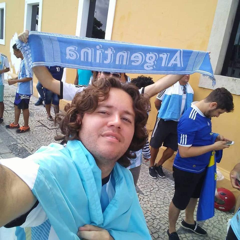 RT @jefinh0w: #AvanteArgentina #VamosArgentina #WorldCup2018 #CopaDoMundo2018 #RecifeAntigo https://t.co/qZoA049fUV