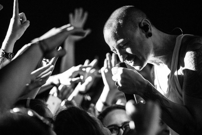 Happy Birthday Chester Bennington, we all miss you and your incredible voice every day <3