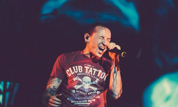 When my mind didn\t knew what to do My hear just followed you. Happy Birthday Chester Bennington.