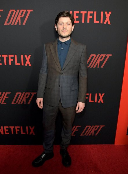 RT @prosper_p_r: @iwanrheon at the LA premiere of #TheDirt - coming to @Netflix in 2 DAYS! ???? https://t.co/NAWgaAQZgh