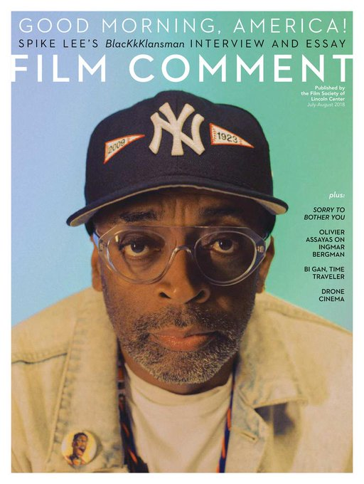 Happy birthday, Spike Lee!  Explore this issue & more in our archive: