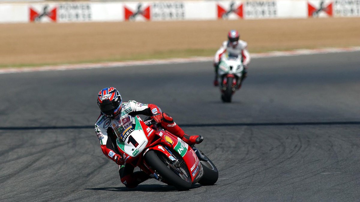 test Twitter Media - 🔙 Relive Kyalami 2002   Watch how Bayliss continued to storm the world 🌎 for FREE!  📹 FREE VIDEO | #WorldSBK https://t.co/iEeCTh6KiS https://t.co/aQLVAZQuNb