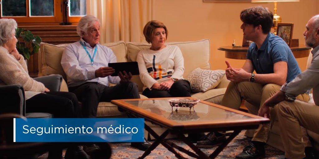 """test Twitter Media - 🏠@sanitas presenta el servicio """"En casa contigo"""" que permite a las #PersonasMayores seguir viviendo en casa dando una respuesta individualizada y profesional a sus necesidades específicas de cuidados.  #AESTEasociados  https://t.co/2bacFfXtUG https://t.co/XZ3xggFJMM"""