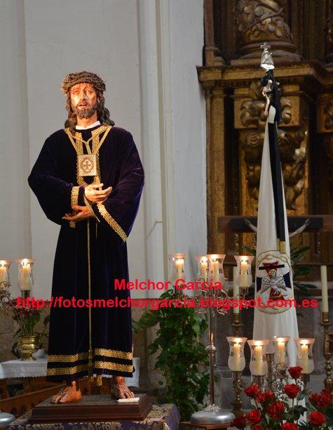 Santo Cristo de Medinaceli @discipulovll  #paso37de59 https://t.co/KZFJtUV9Hm