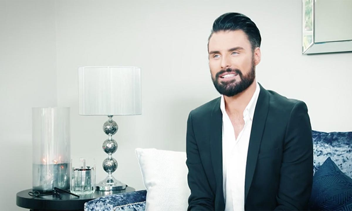 Rylan Clark-Neal's new homeware range is ultra-glam - and fits perfectly in his Essex home: