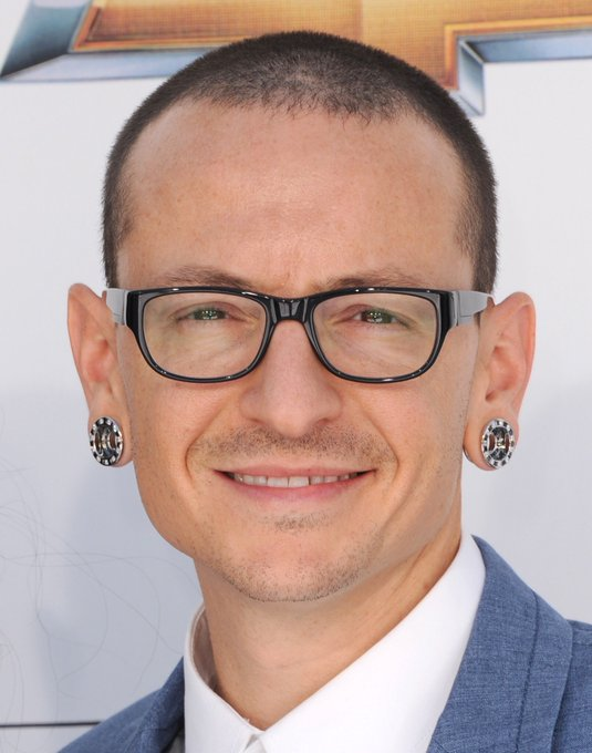Happy 43rd (would-be) Birthday, Chester Bennington (lead vocalist of Linkin Park)!