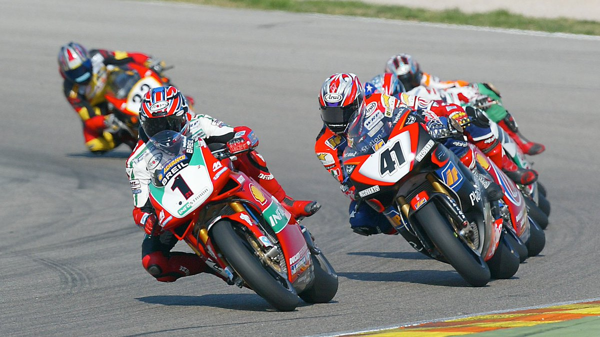 test Twitter Media - 🔙 to Valencia 2002 Race 1   Relive for 🆓 how Bayliss started the season in dominant fashion!  📹 FREE VIDEO | #WorldSBK https://t.co/qa2NFj3dt8 https://t.co/WUBcKCNQn2