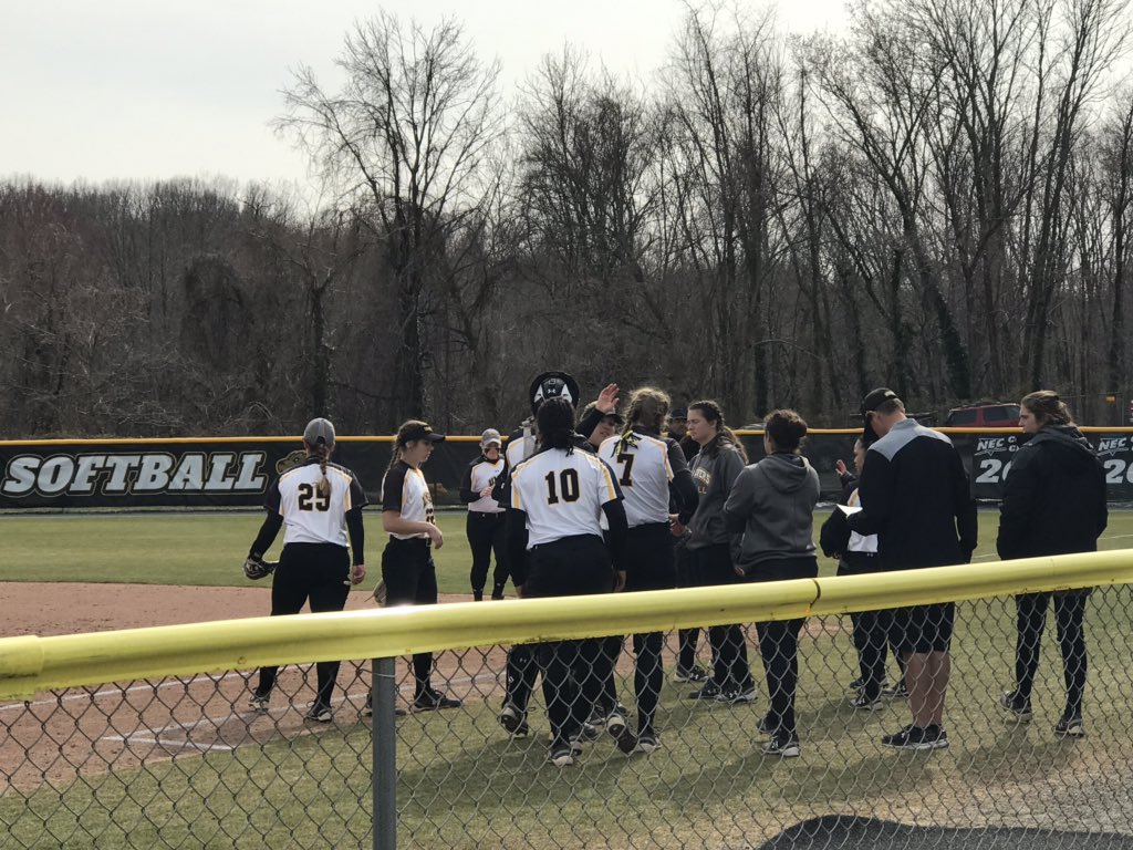 test Twitter Media - UMBC wins game one of the double-header 5-2. Coppersmith's line on the afternoon: W, CG, 7.0 IP, 2 ER, 13 K, 3 BB, 1 HBP. https://t.co/FhUwwFiN1o