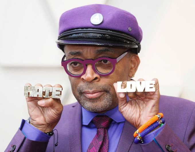 Happy Birthday to film director, writer, and actor Spike Lee.