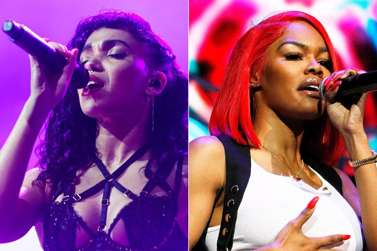 RT @FKAfans: ???? FKA Twigs, Teyana Taylor to Headline Red Bull Music Festival NYC https://t.co/FmXZu0UNQX https://t.co/ZyZeopmIHN