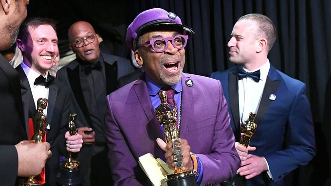 Happy birthday to legendary creator for The Culture (and recent Oscar winner) Spike Lee!